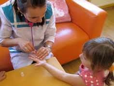 забор крови у ребенка в полликлинике