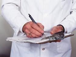 диагностирование по анализу крови