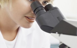 ПЦР диагностика лаборанткой
