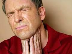 Воспаления на горле при вирусе Эпштейна Барр