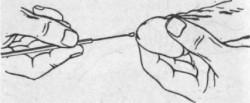 Процедура анализа занимает около трех минут, во время которого берется материал из мочеиспускательного канала мужчины.